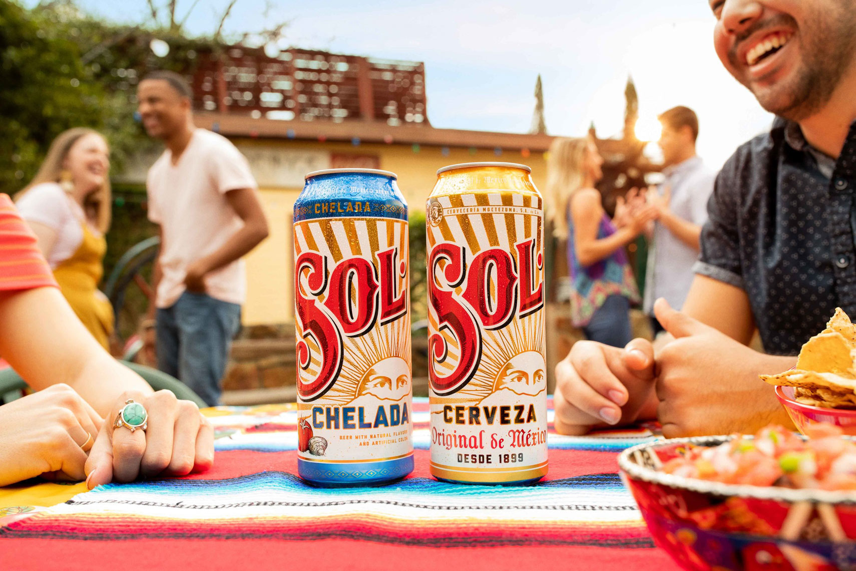 Beer Advertising | Sol Beer | Roberto Chamorro Photography